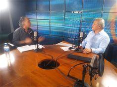 Sergio Campos en entrevista con Pablo Carrillo