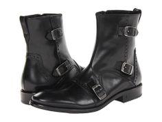 John Varvatos Richards Buckle Boot