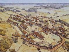 Medieval Village, Vorbasse