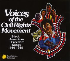 """Voices of the Civil Rights Movement: Black American Freedom Songs -Various Artists Freedom songs drawn from spirituals, gospel, rhythm and blues, football chants, blues and calypso forms. Protest Songs, Music Documentaries, Tools For Teaching, American Freedom, Civil Rights Movement, Rhythm And Blues, Music Education, Music Class, Black History Month"