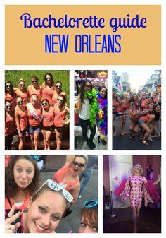new orleans bachelorette party guide NOLA fun