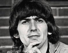 George Harrison (ever the thinker... :) )