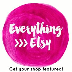 Get Your Etsy Shop Featured on Instagram & Pinterest!