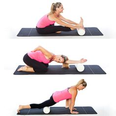 Foam Roller - stretching