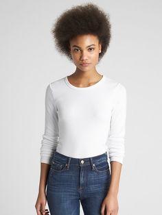 Pieces Damen T-Shirt Shirt Stretch Basic Lurex Feier Fest Color Mix NEU