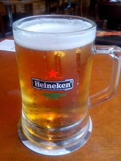Nice heineken beer !