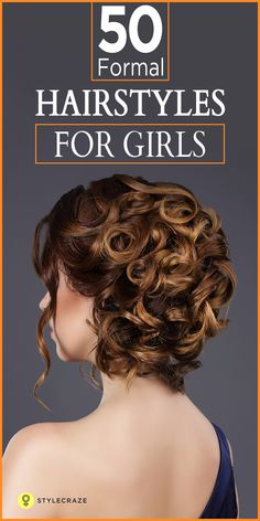 A college is a place and time in your life where every girl would like to look cute and stylish. To a large extent almost every college going girl succeeds in doing so. However, the same trend would seem inappropriate once these girls start working in a professional setting. Here are 50 formal hairstyles for girls. Check them out!  #Hairstyles