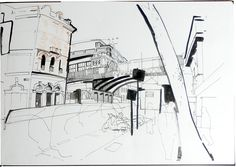 Lyndon Hayes - New Bridge Street - Farringdon