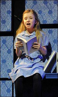 Olivier Award-Winning Matilda The Musical Will Play Broadway's Shubert Theatre 2013
