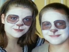 Meerkat make-up