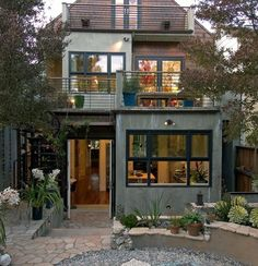 Eclectic Exterior Design, Pictures, Remodel, Decor and Ideas - page 47