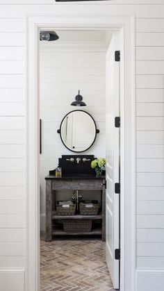 Photo Of  Stunning Examples of Farmhouse Shiplap Paneling I um dreaming of shiplap paneling accent wall in our bedroom or in our living room