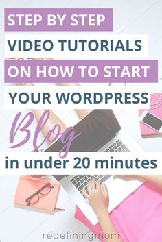 Learn how to start a blog in under 20 minutes with inMotion. Build your brand by starting your website. Follow my simple video tutorials to get started. Start a blog to make money / start a wordpress blog / start a blog for free / how to start a blog for beginners / start a mom blog / start a blog in 2017 / start a blog in 10 minutes / start a website business via /redefinemom/