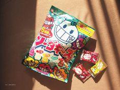 Japanese snacks has great packaging!
