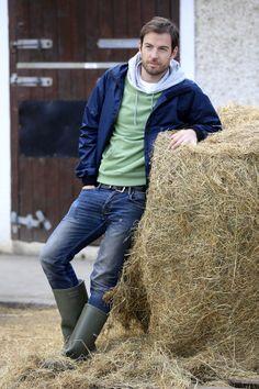 Horseware Mens S/S'14: Conor Blouson / Kian Hoody
