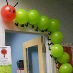 Sınıf Kapı Süsleme Örnekleri 15