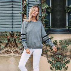 RUIVE Women/'s Pile Collar Sweatshirt Irregular Plaid Letter Print Fake Button Stitching Tops Ladies Loose Blouse