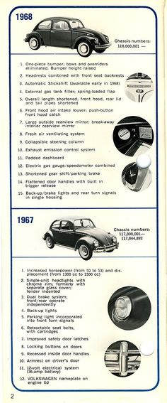 VW Beetle - How to tell what year it is 5 - http://www.thesamba.com/vw/archives/lit/68whatyearisit/2.jpg