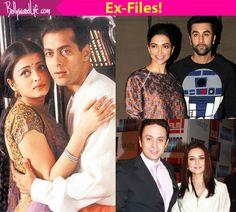Salman Khan – Aishwarya Rai Bachchan, Priety Zinta – Ness Wadia, Deepika Padukone – Ranbir Kapoor: Bolly couples who washed their dirty linen inpublic