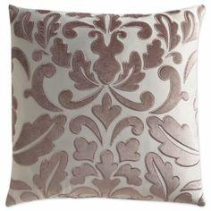 "Royal Velvet® Gramercy Park 18"" Square Decorative Pillow  found at @JCPenney"