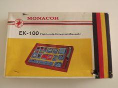MONACOR EK 100