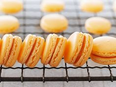 Bake With Anna Olson TV Show recipes on Food Network Canada; your exclusive source for the latest Bake With Anna Olson recipes and cooking guides. French Macarons Recipe, French Macaroons, Macaron Recipe, Macaron Cookies, Food Network Uk, Food Network Canada, Food Network Recipes, Best Cookie Recipes, Baking Recipes
