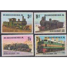 Rhodesia 1969