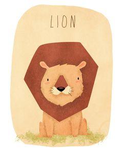 Animals *Updated by Levi Strauss, via Behance
