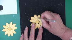 Create a Flower - Sunflowers