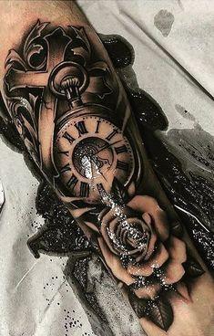 Forarm Tattoos, Chest Piece Tattoos, Forearm Sleeve Tattoos, Cool Forearm Tattoos, Best Sleeve Tattoos, Baby Tattoos, Badass Tattoos, Tattoos For Guys, Half Sleeve Tattoos Designs