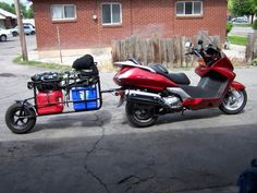 scooter trailer | Last edited by TrooperRS; 06-23-2010 at 02:37 PM .