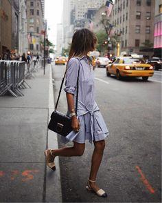 "67 mil Me gusta, 488 comentarios - JULIE SARIÑANA (@sincerelyjules) en Instagram: ""Strollin' on 5th Ave. ❤️ Shop this look: http://liketk.it/2rC71 #liketkit"""