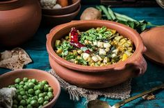 90 Indian Pulses and Legumes Curry Recipes, a typical Indian meal is never…