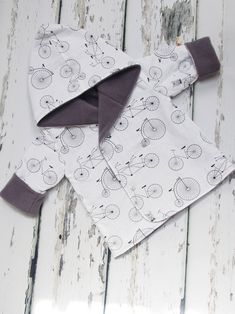 Reversible Baby Jacket, Retro bikes, baby coat, boys coat, childs coat, fleece jacket, baby boy, girls coat, childrens' clothing, hoody - pinned by pin4etsy.com