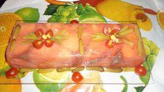 Receta del día: pastel de salmón
