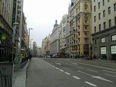 MADRID Madrid, Street View, City, Cities