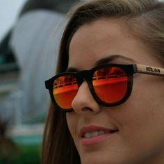 Gafas de sol de madera hechas a mano en España. Pinterest y entrevista Móler.