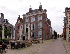Stadhuis in Workum | Monument - Rijksmonumenten.nl