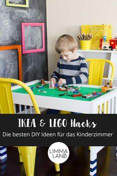 Zwei Schweden arbeiten zusammen! Es gibt eine Kooperation von IKEA und  LEGO. Da sind wir natürlich ganz besonder interessiert. Hier findet ihr  nochmal die besten IKEA Hacks für eure LEGO Welten. www.limmaland.com  #lego #ikea #legoundikea #kooperation #ikeahacks #legohacks Lego Hacks, France Travel, Teamwork, Toy Chest, Toddler Bed, Kids Rugs, House Design, Storage, Home Decor