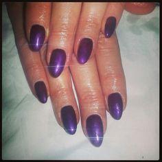 Purple Purple, Nails, Beauty, Finger Nails, Ongles, Beauty Illustration, Nail, Viola, Nail Manicure