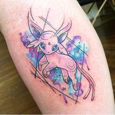 Pokemon tattoo^^