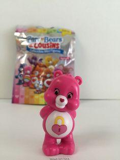 Care Bears & Cousins Series 4 Blind Bag Mini Figure SECRET BEAR opened to verify #JUSTPLAY