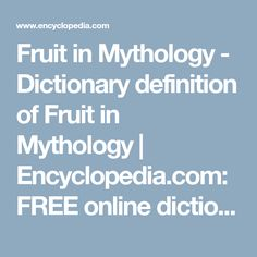 Dictionary traditional speaks synonyms and autonyms online fruit in mythology dictionary definition of fruit in mythology encyclopedia free publicscrutiny Gallery