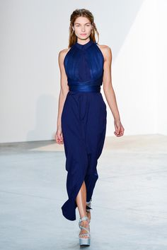Vionnet Spring 2014 Ready-to-Wear Collection Slideshow on Style.com