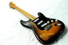 Fender American 57 Reissue Stratocaster | 17jt Fender American, Birthday Wishlist, Curves, Music, Guitars, Musica, Musik, Muziek, Baskets