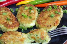Banoffee Pie, Salmon Burgers, Mozzarella, Healthy Recipes, Healthy Food, Recipies, Food And Drink, Meals, Dinner