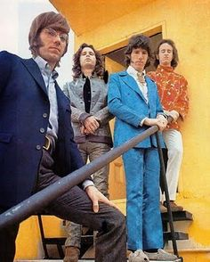 Another favorite band of mine, The Doors. RIP, Jim and Ray.