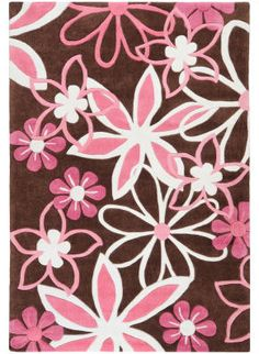 Pink and Brown Love: Rugs
