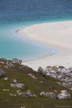 And maybe Scotland.More beaches, greenery and castles! Beach near Huisinis, Isle of Harris, Scotland Scotland Uk, England And Scotland, Scotland Travel, The Places Youll Go, Places To See, Isle Of Harris, Outer Hebrides, Scottish Islands, British Isles