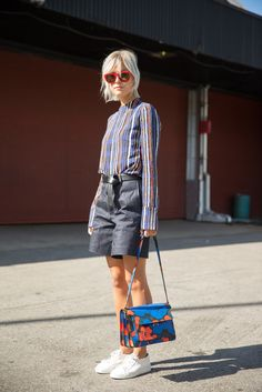 Check Out All the Street Style From NYFW Day 8: At New York Fashion Week, you can bet we've got our eyes on the streets.